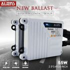 Aliens 55W HID Replacement Slim Digital Ballast Fit H4/H3/H7/H11/9006/9005