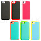 Colorful Heavy Duty Rugged Hard Hybrid Phone Case Cover For Apple iPhone 5C SE