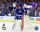 Ben Bishop Tampa Bay Lightning 2015 NHL Playoff Action Photo RZ101 (Select Size)