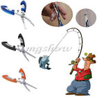 """Stainless Steel Fishing Pliers Scissor Line Cutter Remove Hook Tackle Tool 6.3"""""""