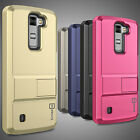 For LG K7 / Tribute 5 Case Protective Card Holder Hard Cover Phone