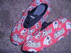 NEW ENGLAND PATRIOTS BOWLING SHOE COVERS