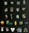 Jiminy Cricket Jessica Rabbit Goofy Pluto Minnie Tinker Bell Splendid Disney Pin