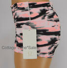NEW LULULEMON Boogie Short Sz 2 6 Wamo Camo Coral Pink Coal Shorts Denim Luon
