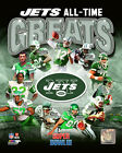 New York Jets All Time Greats NFL Composite Photo SF179 (Select Size)