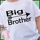 BIG BROTHER SHIRT ANNOUNCEMENT ARROW BIG BRO SHIRT ARROW SHIRT