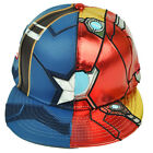 New Era 59Fifty 5950 Armor Iron Man Captain America Civil War Fitted Hat Cap