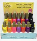 Orly-EPIX Nail Lacquer 0.6oz-NO BASE COAT NEEDED-PCH Summer 2016- Pick Any Color