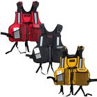 Adult Boating Buoyancy Canoeing Aid Sailing Fishing Kayak Life Jacket Vest Sport