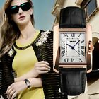 SKMEI® Lady's Women's Classic Roman Numerals Leather Analog Quartz Watch Dress