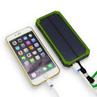 100000mah Waterproof Solar Power Bank External Battery Charger For Mobile Phones