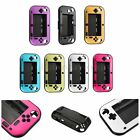 Aluminum Case Cover Skin for Nintendo Wii U Gamepad Remote Controller 7 Colors
