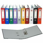 A4 Large 75mm Lever Arch File Folder with Ring Binder and Metal Finger Pull