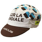 AG2R 2016 PRO CYCLING TEAM BIKE CAP - Made in Italy