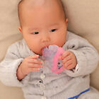Newest Cartoon Baby Teether Non-toxic Silicone Biting Toy Infant Teething Ring