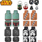 New Plasticolor Star Wars Car Truck Front Back Rubber All Weather Floor Mats $58.99 USD on eBay