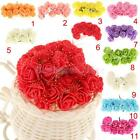 Bunch Artificial Small Roses Flowers Home Wedding Party Hair Gift Decor You PICK