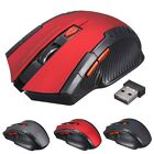 3 Color 2.4GHz Wireless Optical Gaming Mouse Mice USB Receiver PC Desktop Laptop