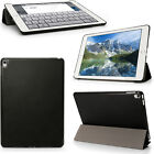 "PU Leather Skin Smart Cover for Apple iPad Pro 9.7"" (2016) Folio Stand Flip Case"