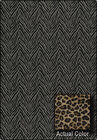 Milliken Leopold Contemporary Spots Dots Area Rug Animal Print Exotic Skins