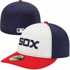 New Era Chicago White Sox Fitted Hat - MLB