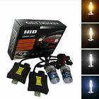 55W HID Xenon Conversion Headlight KIT Lamp H1 H3 H7 H9 H13 9005 9006 9004/7 Set