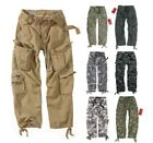 Surplus Airborne Cargo Hose M65 Trousers Army Pants Outdoor US Streetwear Baggy