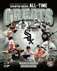 Chicago White Sox MLB All Time Greats Photo TA205 (Select Size)