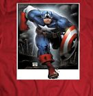 Captain America Civil War Movie CAPCOM  **OLDSKOOL RARE ARTWORK SHIRT** image
