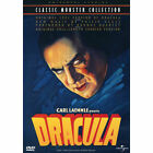 UNIVERSAL STUDIES CLASSIC MONSTER COLLECTION DRACULA DVD