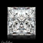 0.72 Carat E/VS1/VG-Pol Princess Cut GIA Certified Diamond 5.05x4.89x3.53mm