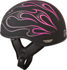 Fly Racing Womens .357 Motorcycle Half Helmet All Sizes XS-XL