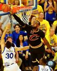 LeBron James Cleveland Cavaliers 2016 NBA Finals Game 7 Photo (TC178)