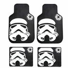 New Star Wars Storm Trooper Car Truck SUV Front Rear Back Rubber Floor Mats $28.98 USD on eBay