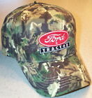 Ford Tractor Logo or Ford 8N Embroidered Camo Hat (4 types)