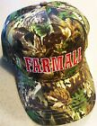 Camo Farmall Embroidered Hat (4 types)