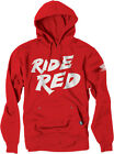 Factory Effex Honda Ride Red Pullover Hoodie Red Youth All Sizes