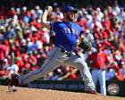 Sam Dyson Texas Rangers 2016 MLB Action Photo SY151 (Select Size)