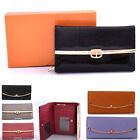 WOMEN'S PATENT/FAUX LEATHER PURSES WITH GIFT BOX LADIES PURSES COIN BAG