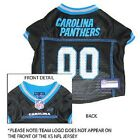 Carolina Panthers NFL dog pet jersey (all sizes) $20.65 USD on eBay