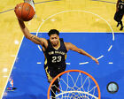 Anthony Davis New Orleans Pelicans 2015-16 NBA Action Photo SM166 (Select Size)