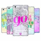 HEAD CASE DESIGNS WANDERLUST STATEMENTS SOFT GEL CASE FOR HUAWEI PHONES
