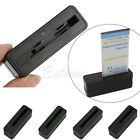 External USB Battery Stand Cradle Charger Dock For Samsung Galaxy S3 S5 Note3 LG