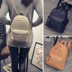 Hot Women's Faux Leather Rucksack Casual Purse Small Mini Backpack Cute bag New