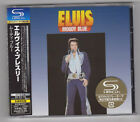 Elvis Presley Japan LTD SHM CD MOODY BLUE Japanese