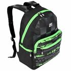 No Fear MX Skate Back Pack Travel Luggage Everyday Casual Bag Accessories