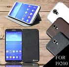 PU Leather Ultrathin Stand Flip Case Hard Cover For Samsung Galaxy Mega 6.3 9200