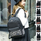 Hot Fashion Design Women's Canvas Travel Satchel Shoulder Bag School Backpack
