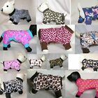 dog pjs designs 4 legged pajamas TC XXS XS S size choices pet clothing