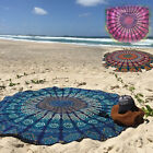 Indian Mandala Tapestry Wall Hanging Hippie Throw Bohemian Blanket Beach Towel